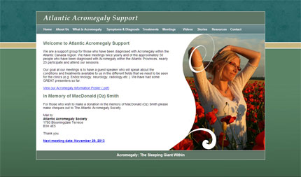 Atlantic Acromegaly Support